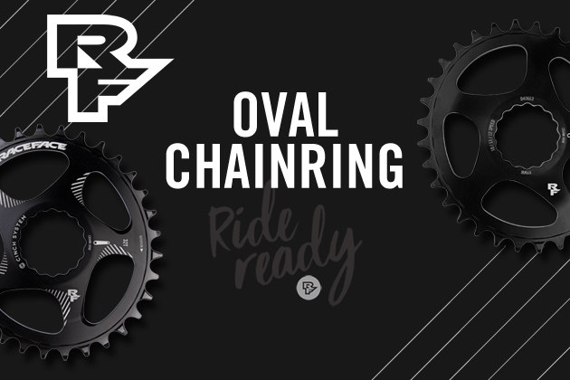 821f5d019 Race Face introduces NEW Cinch Oval Direct Mount Chain Ring