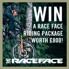 Race Face Giveaway