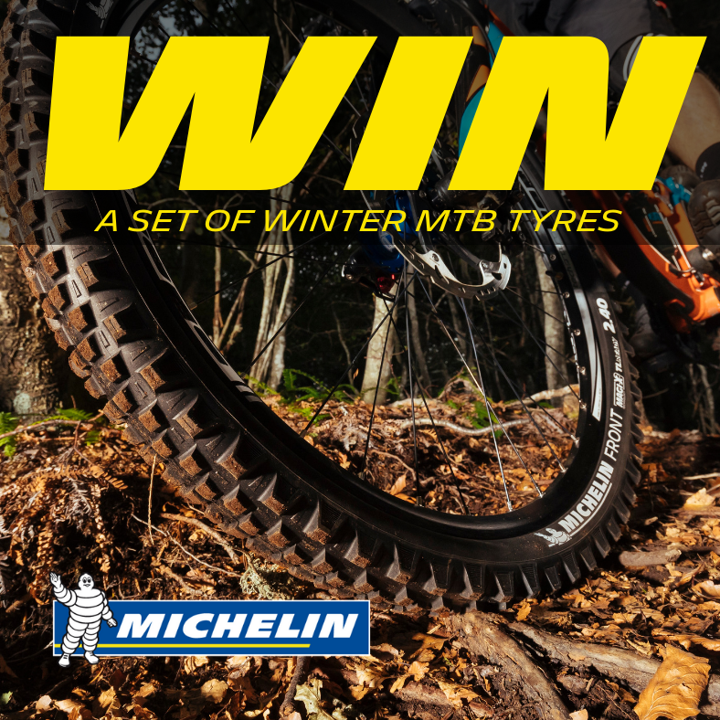 Win a set of Michelin Winter Tyres