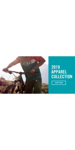 Yeti Cycles 2019 Apparel Collection