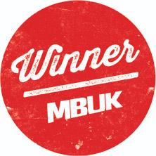 MBK winner logo
