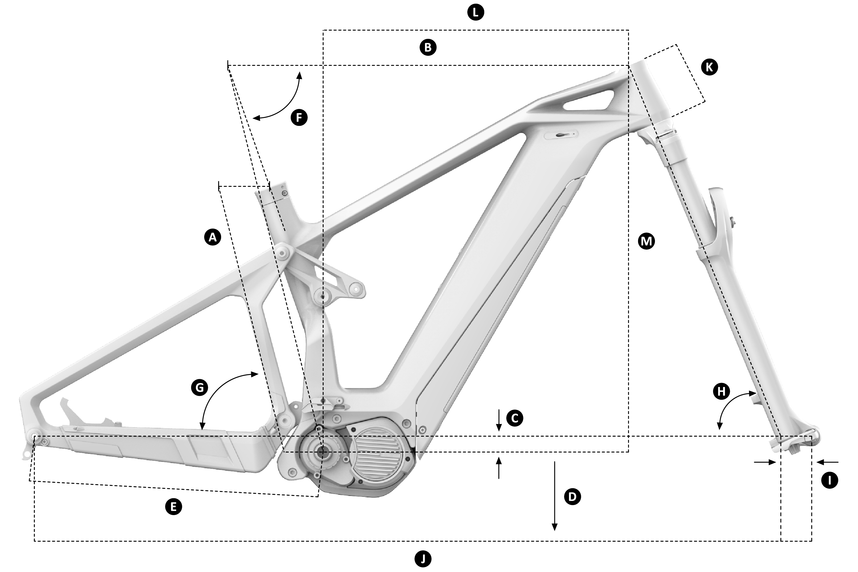 Mondraker Crusher Geometry