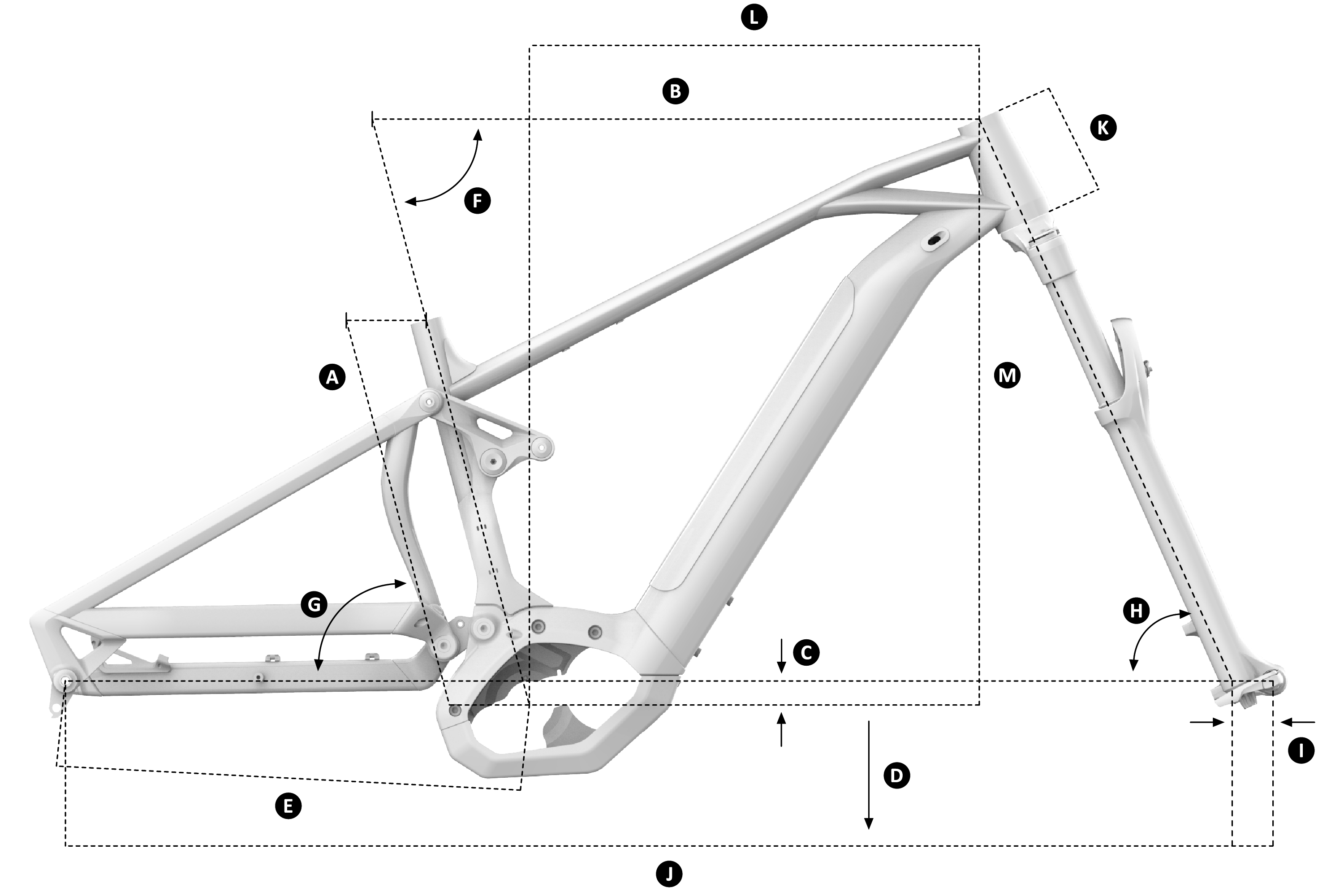 Mondraker Level Geometry