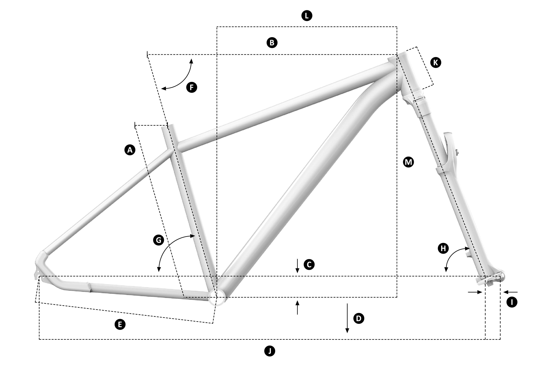 Mondraker Phase 27.5 Geometry