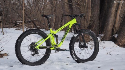 Turner King Khan fat bike