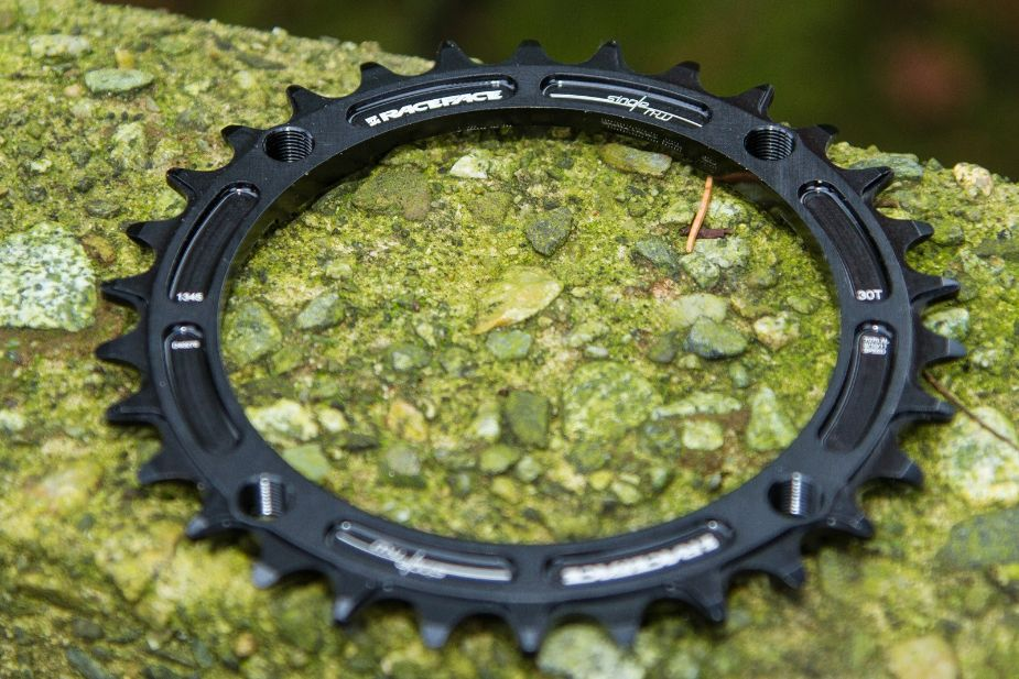 Single Tooth Narrow Wide Mountain Bike Chain Ring Chainring 42T Protect SP