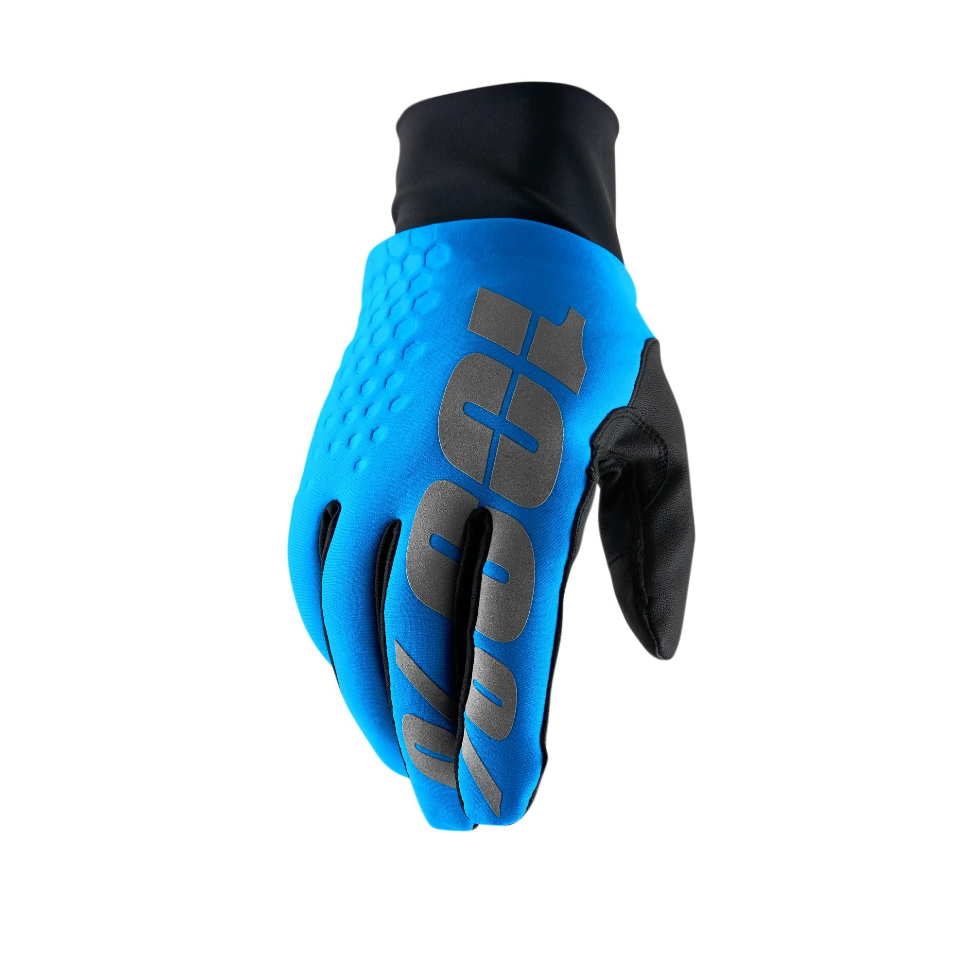 Hydromatic Brisker Gloves Blue