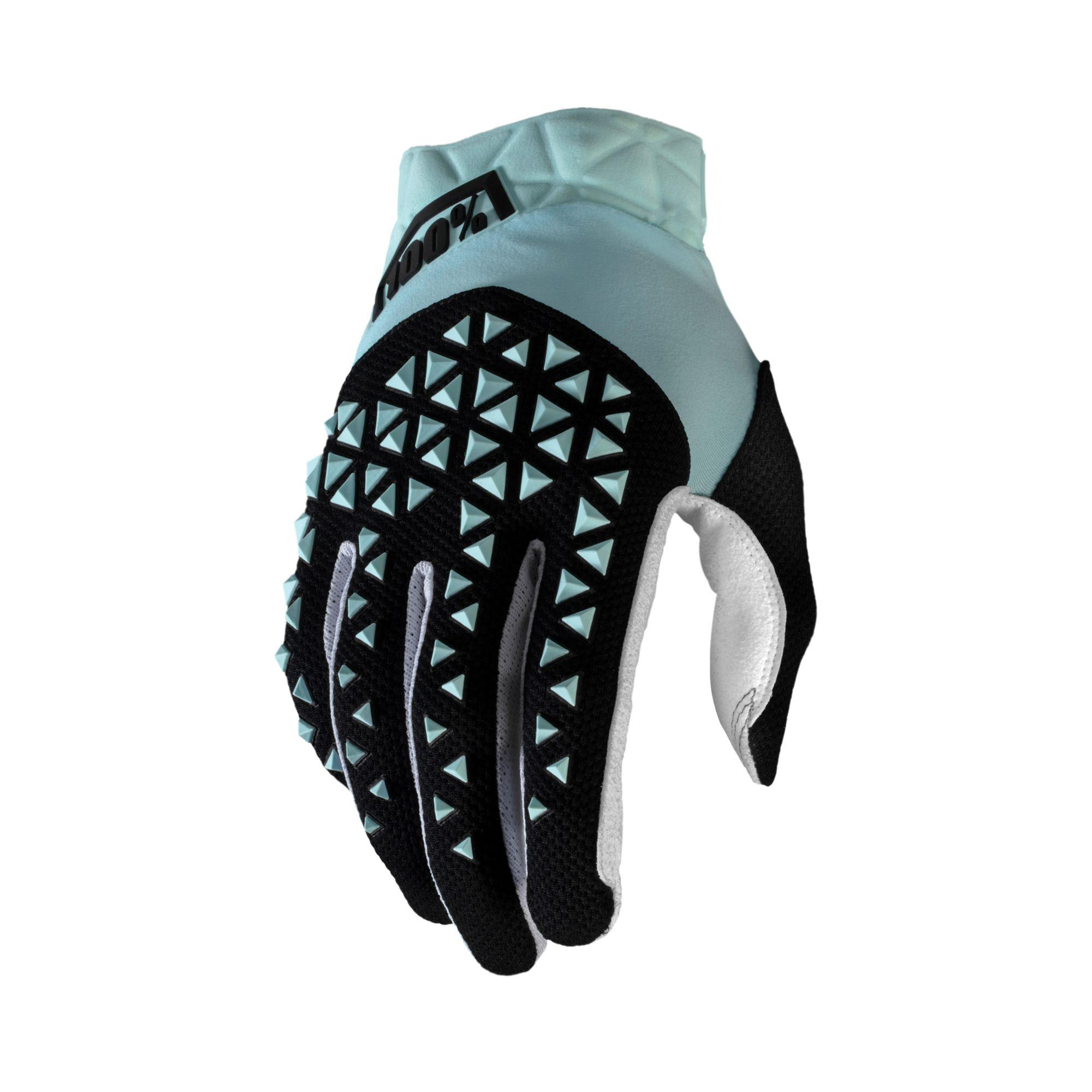 AIRMATIC Glove Sky Blue/Black