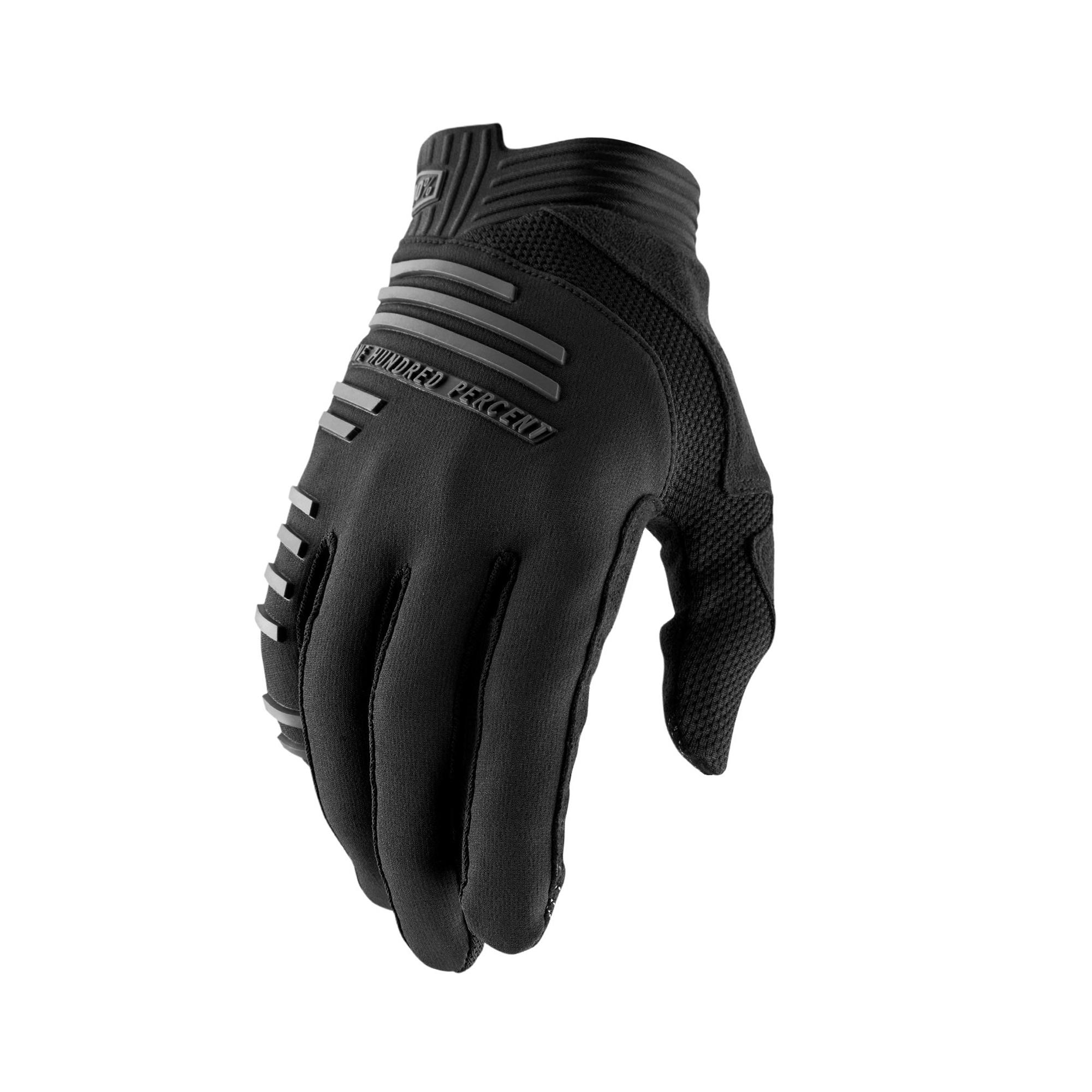 R-CORE Glove Black -