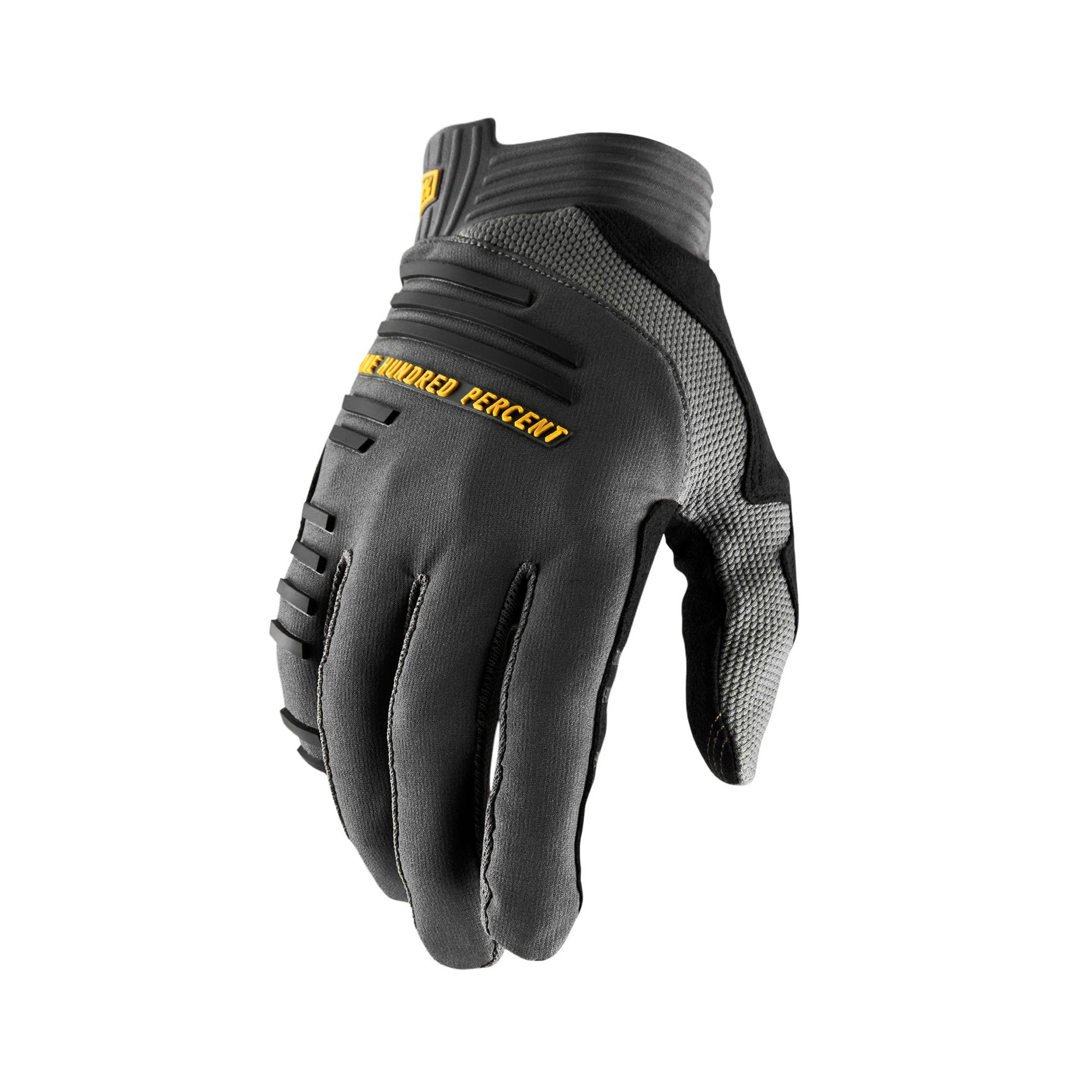 R-CORE Glove Charcoal -