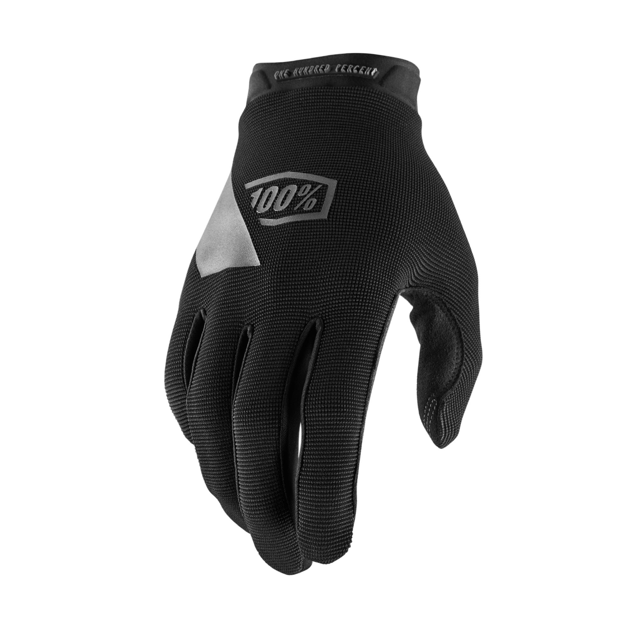 RIDECAMP Glove Black -