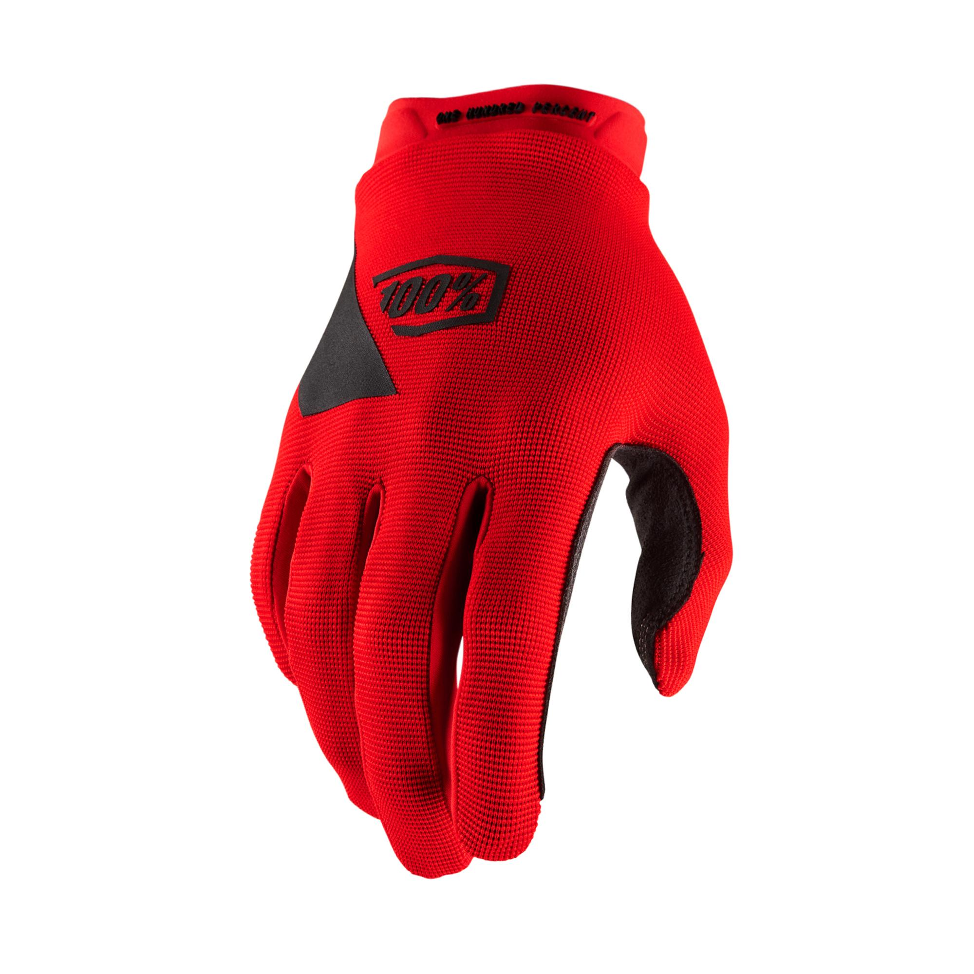 RIDECAMP Glove Red -