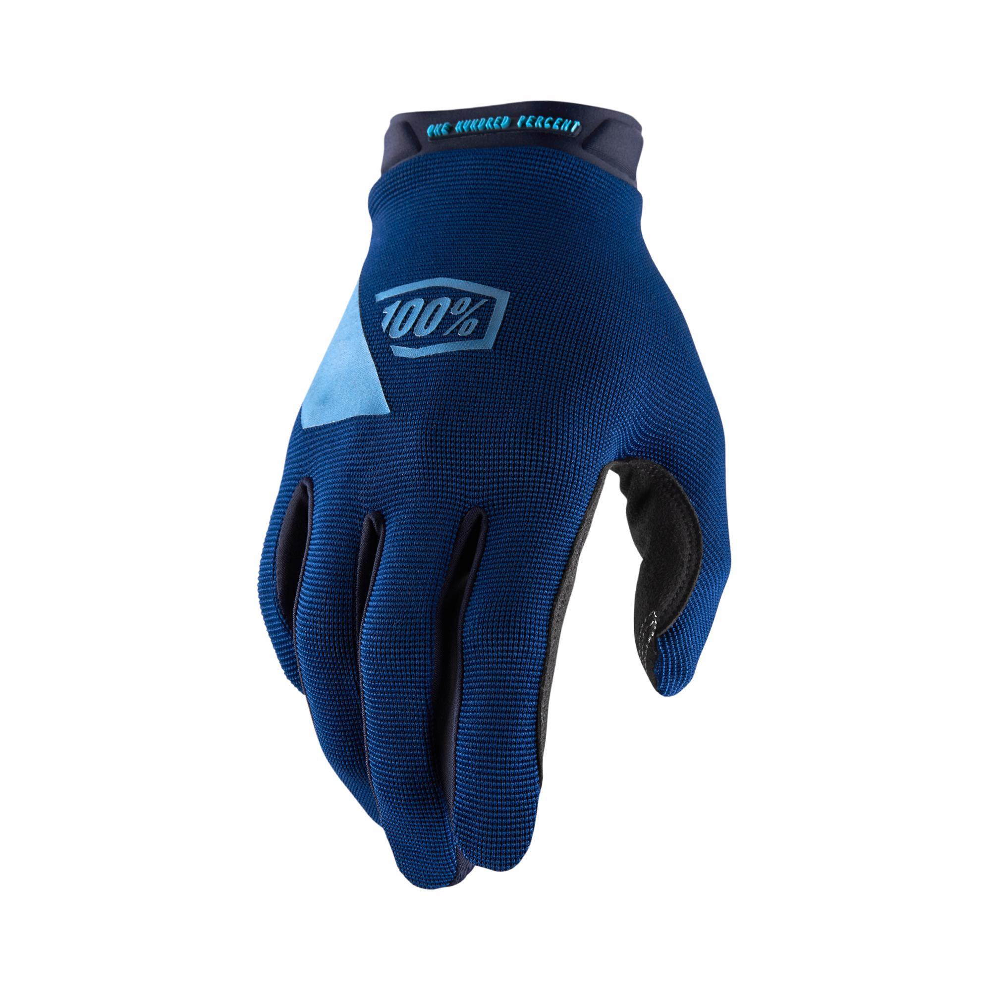 RIDECAMP Glove Navy -