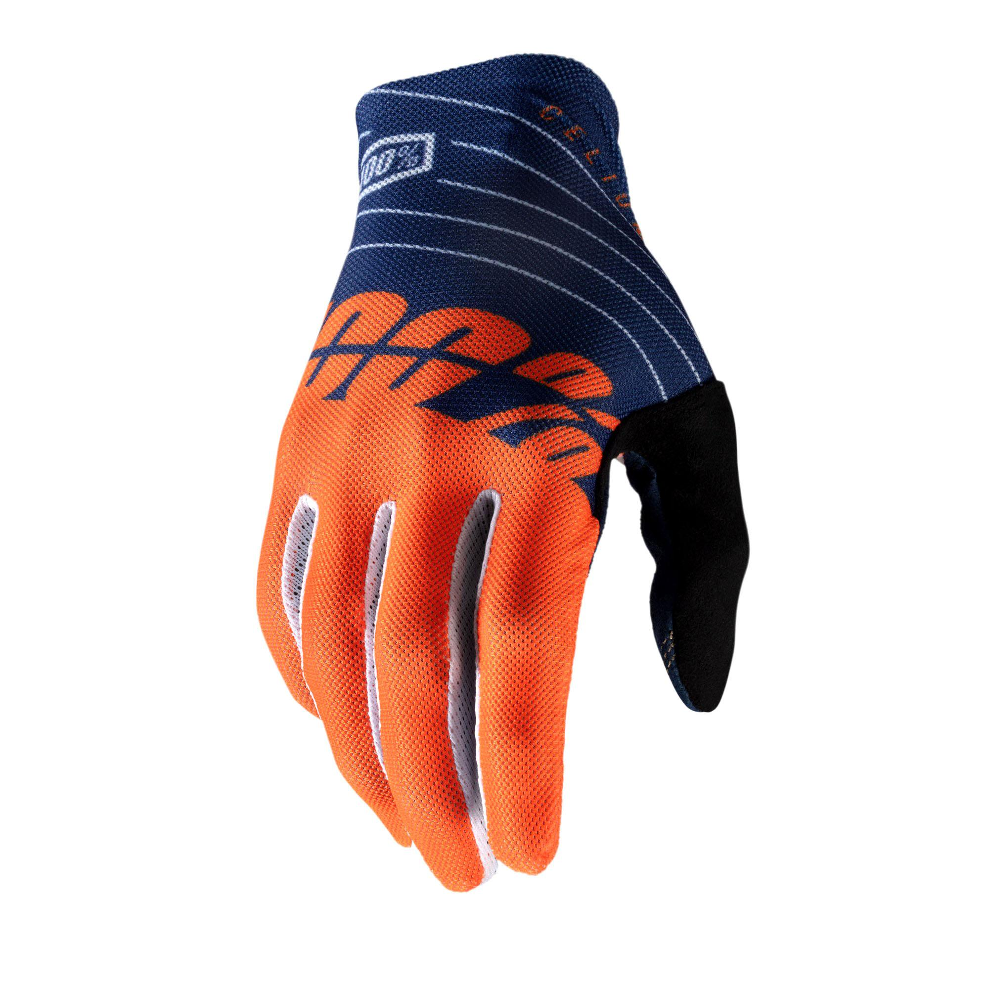 CELIUM Glove Navy/Orange
