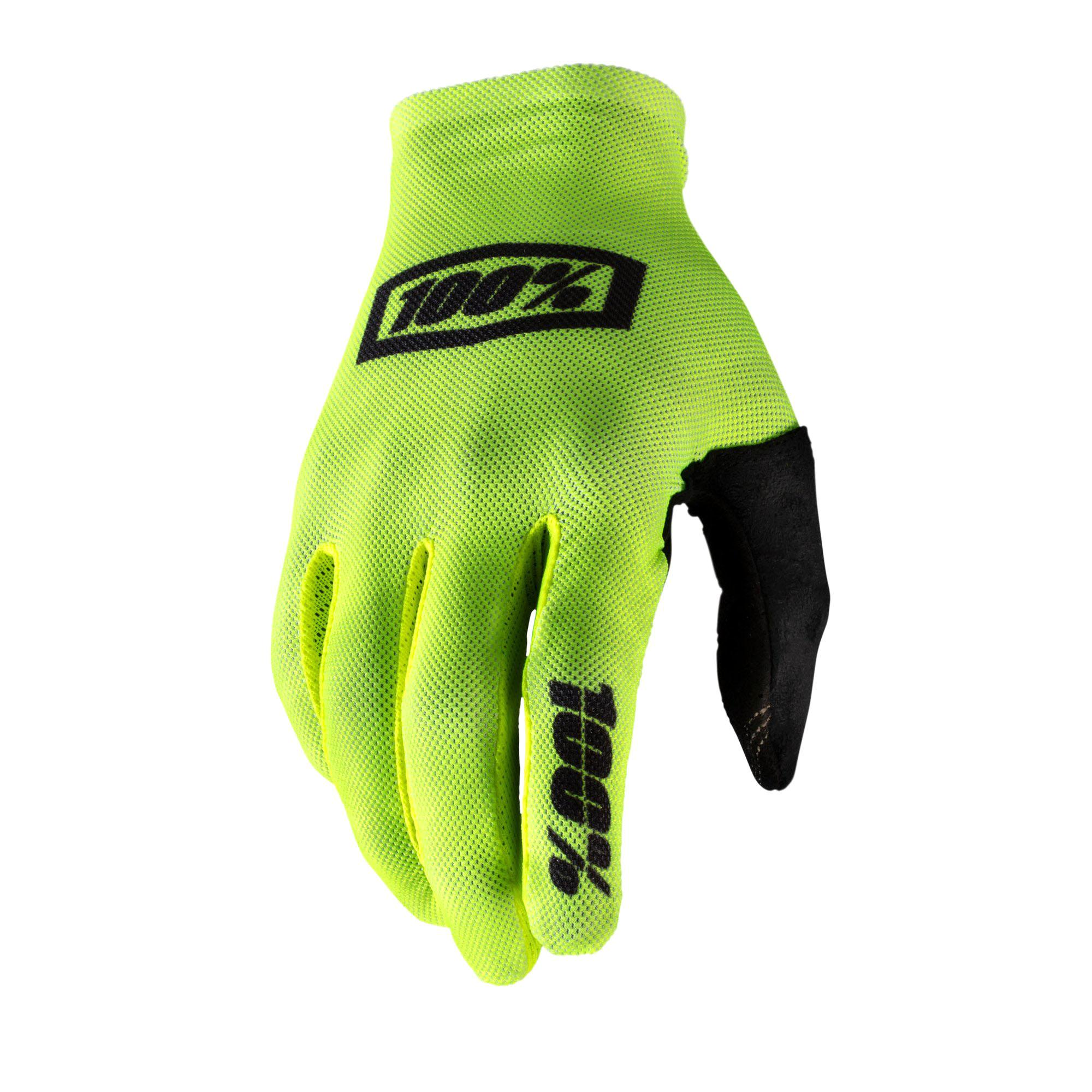 CELIUM Glove Fluo Yellow/Black