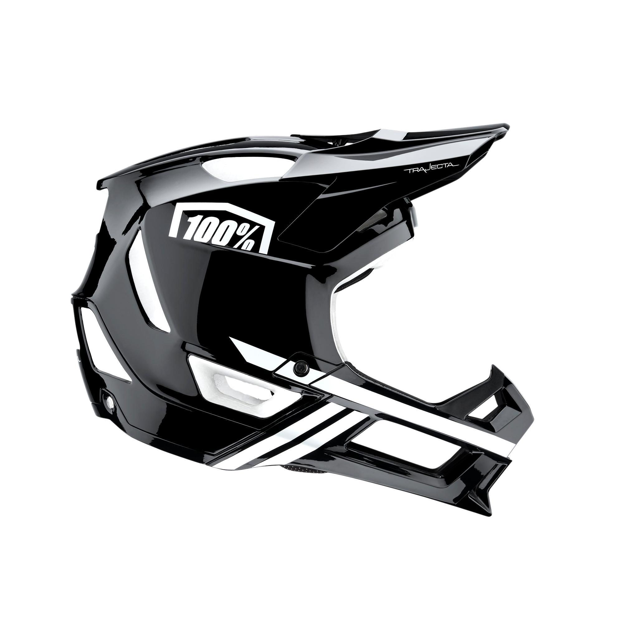 TRAJECTA Helmet Black/White