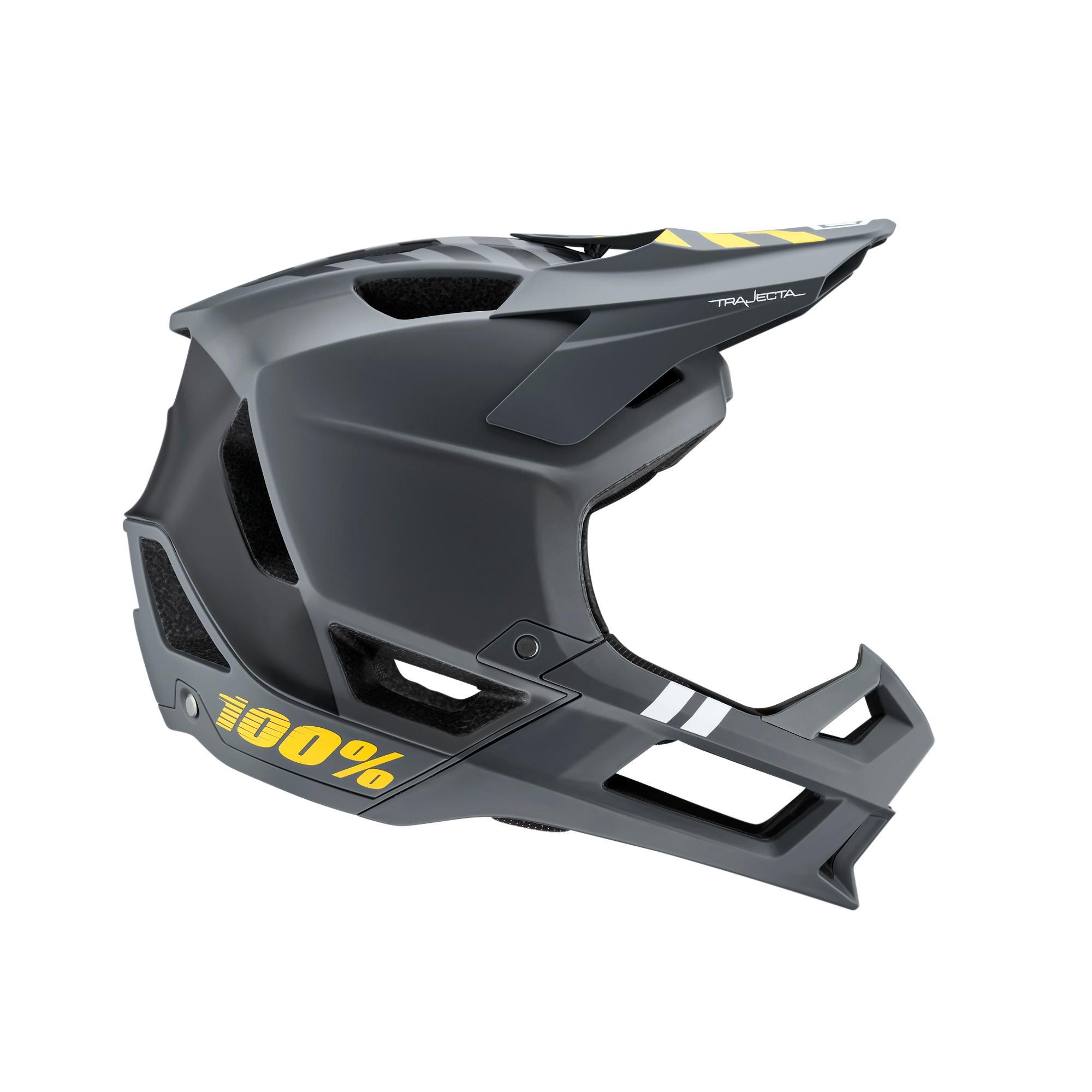 TRAJECTA Helmet Charcoal