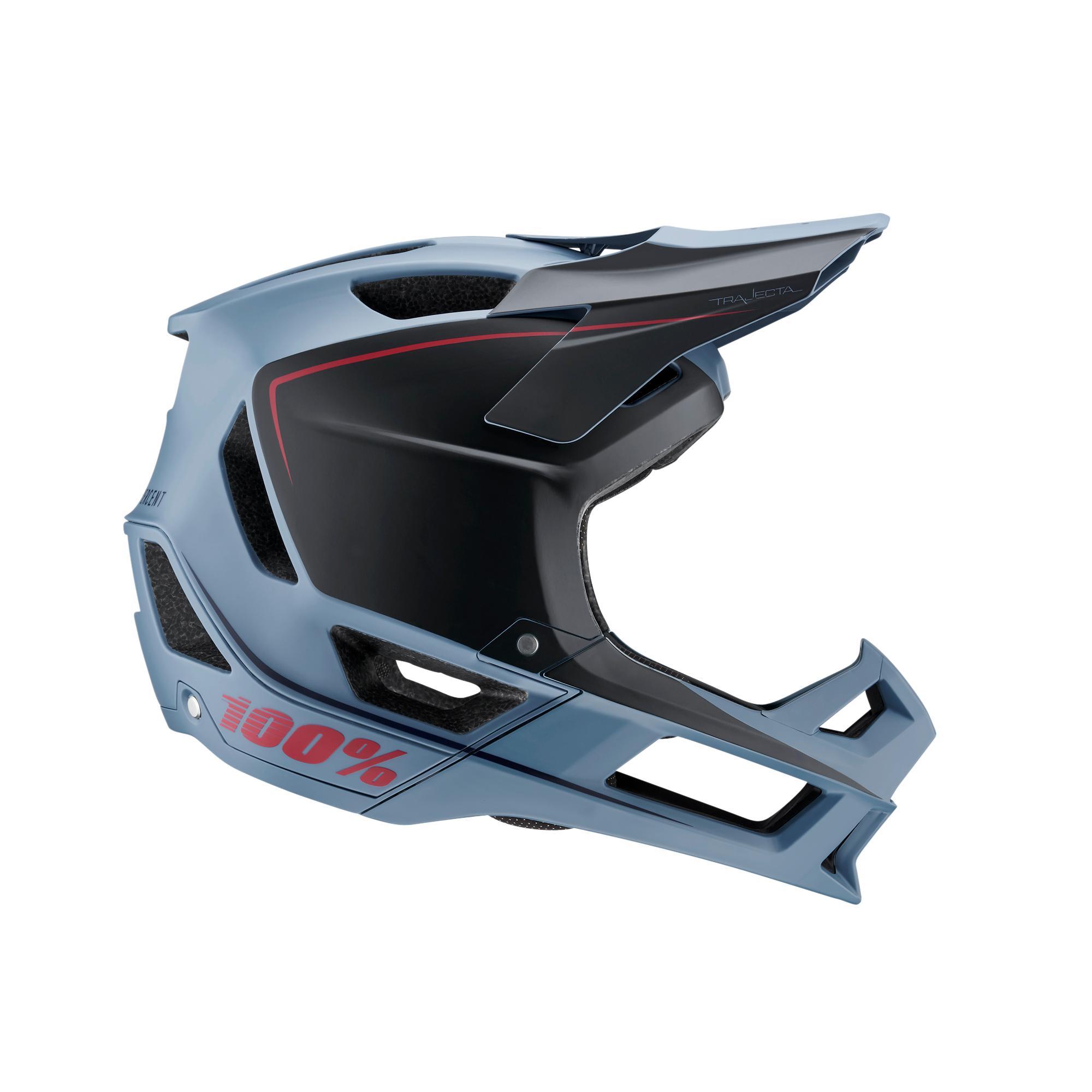 TRAJECTA Helmet Slate Blue