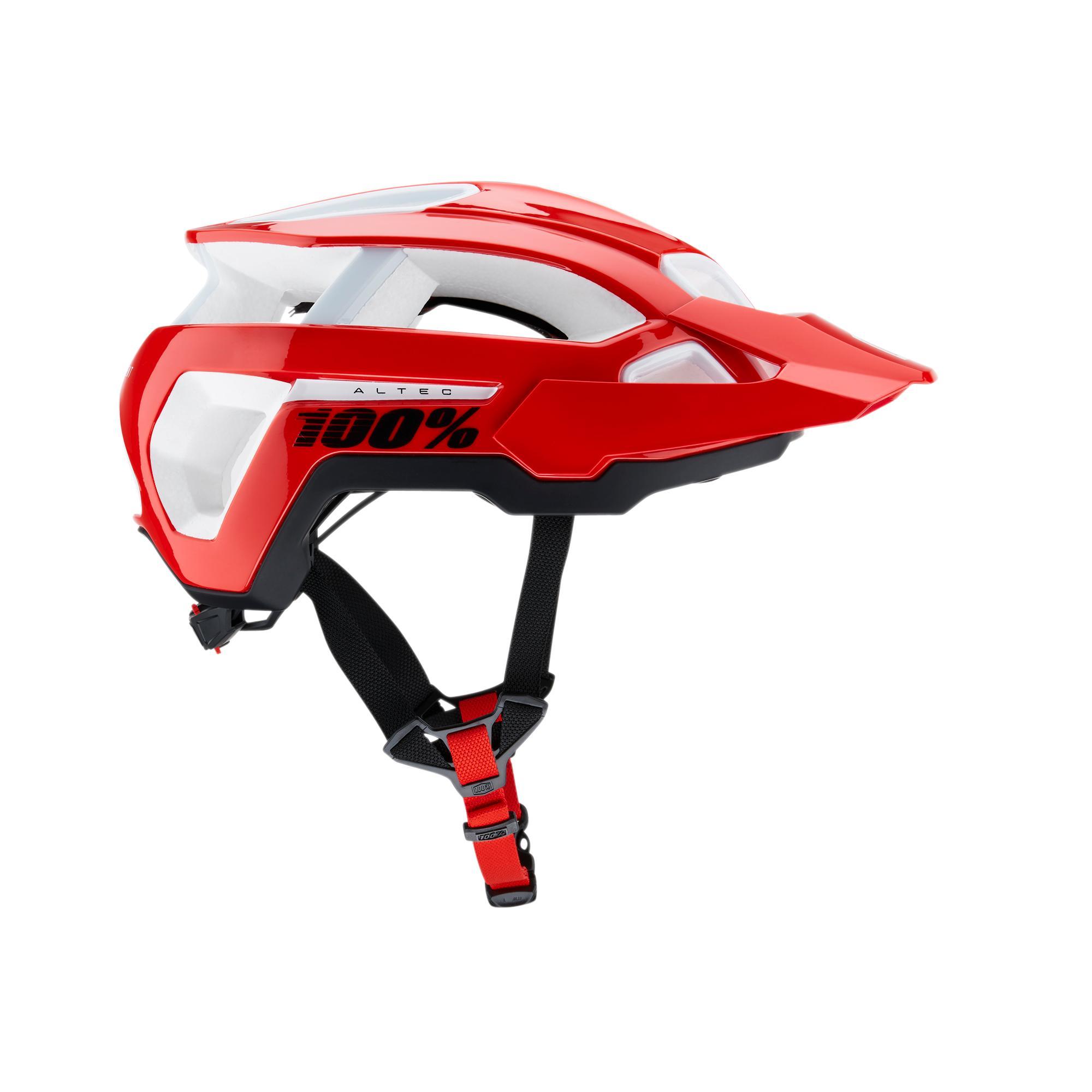 ALTEC Helmet Red