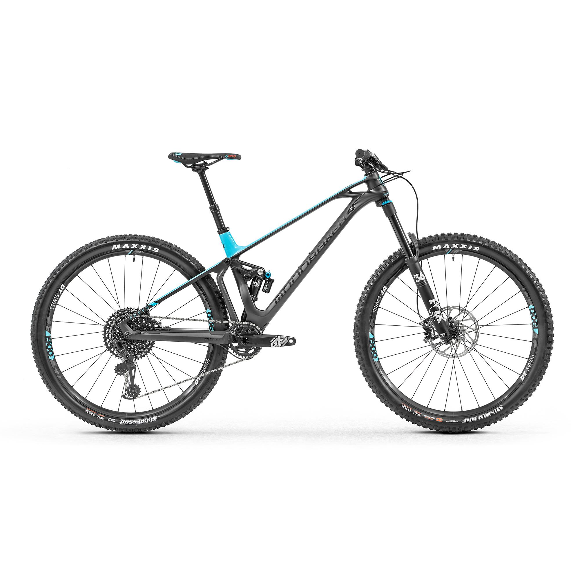 Description of the bicycle Stealth Aggressor and its characteristics